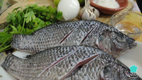 La Mojarra Es El Pescado De Temporada Por Excelencia Restaurant La